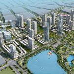 Quy hoạch tổng thể của dự án The Manor Centrol Park